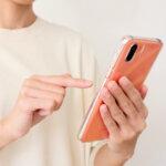 持ちやすいiPhoneケースイメージ