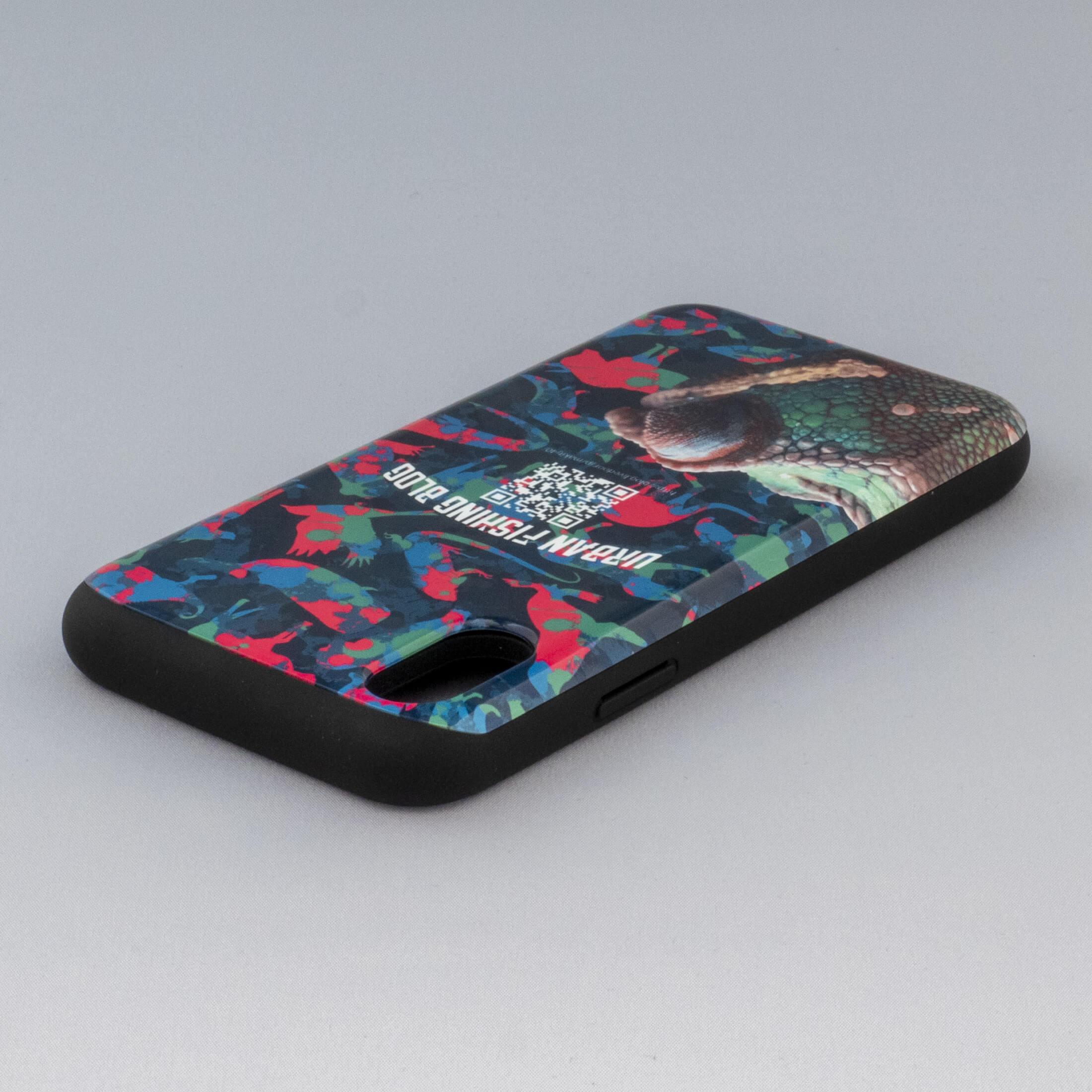 カメレオンのiPhoneケース画像4