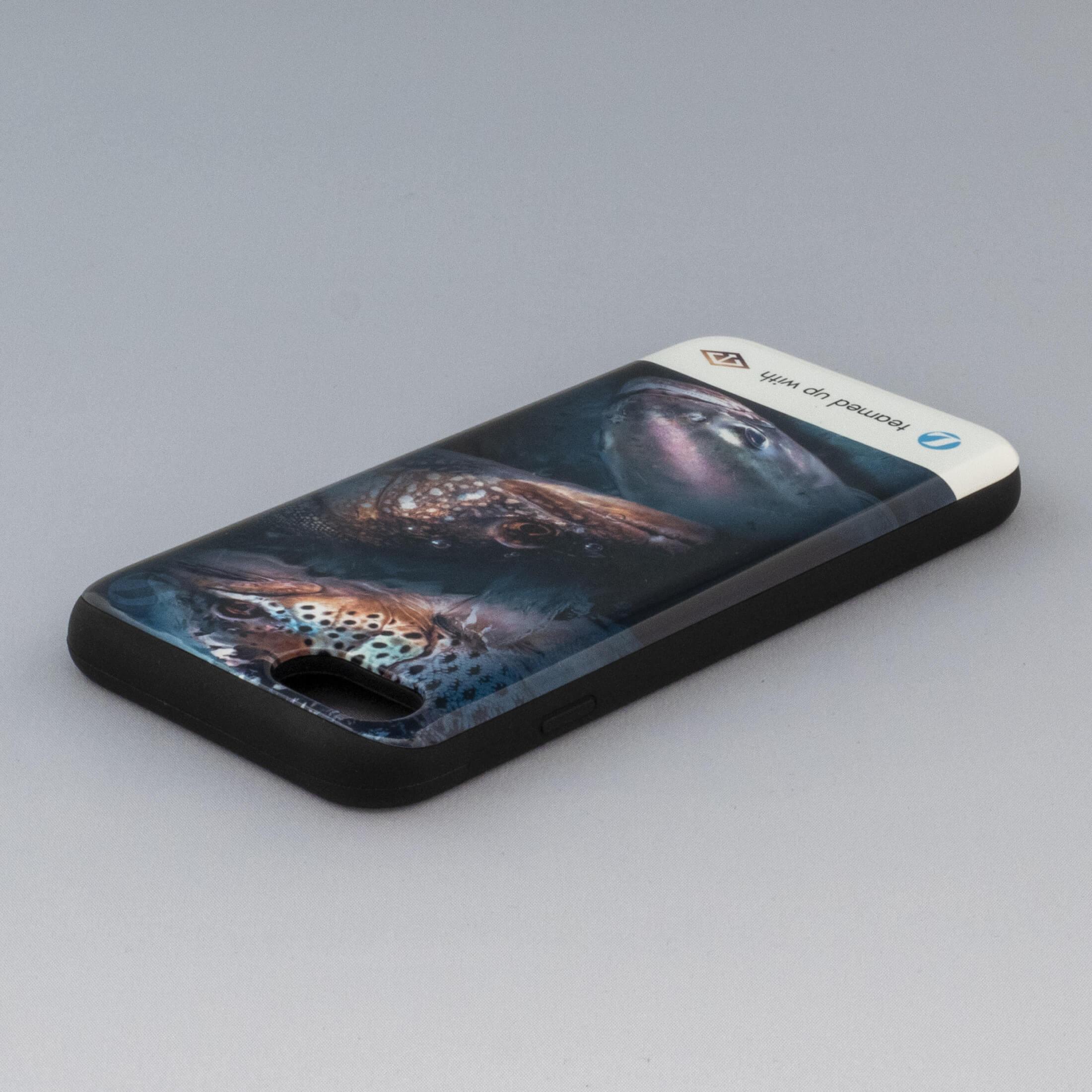 トラウトのiPhoneケース画像4