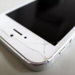スマートフォンの衝撃イメージ