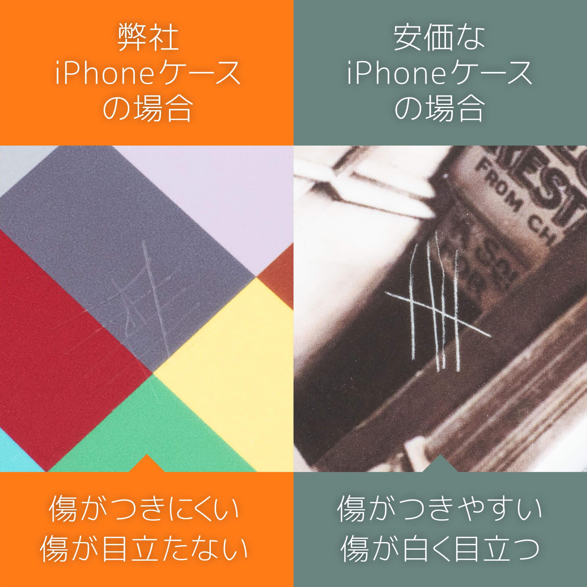 超硬質コーティングの比較画像1