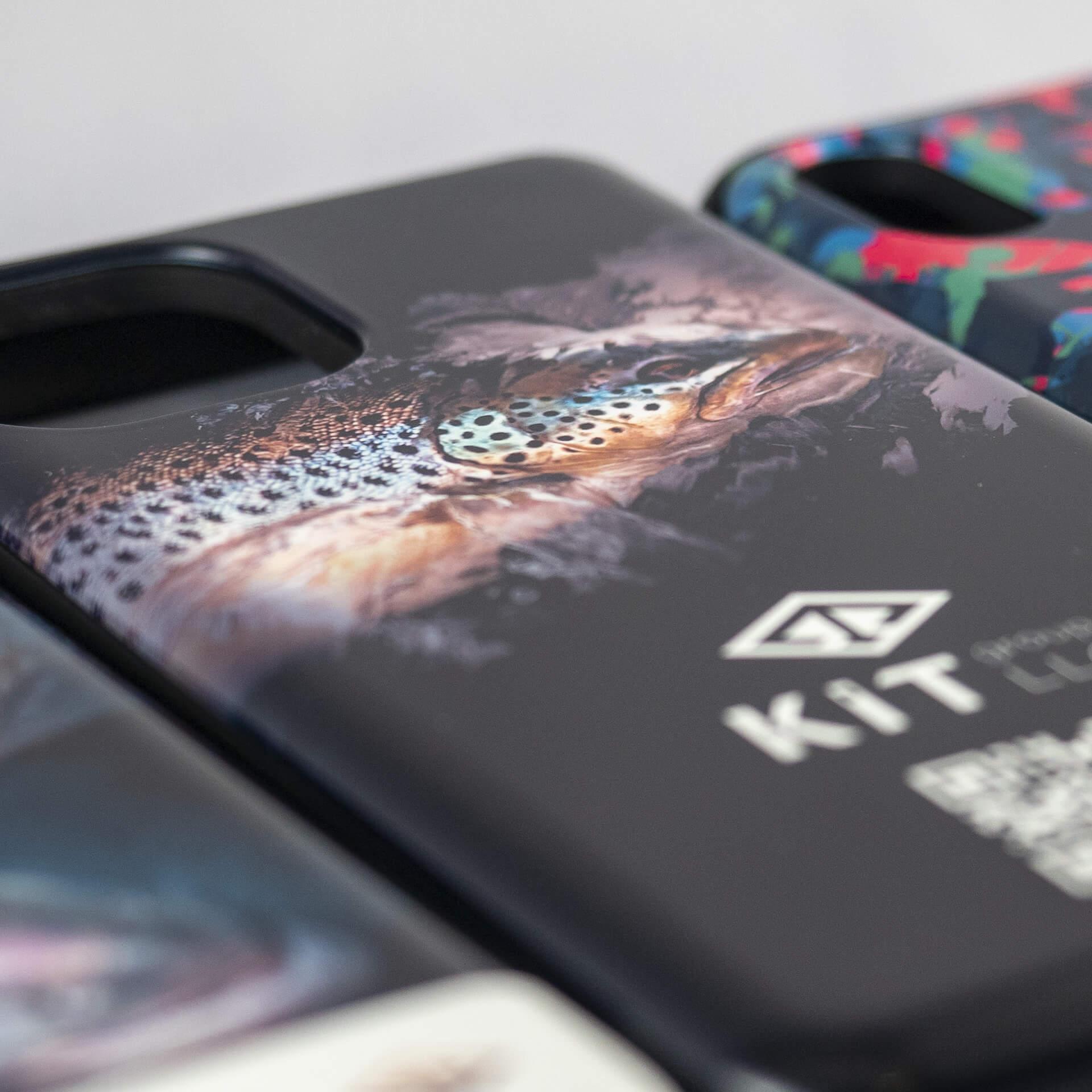 ハイクオリティなオリジナルiPhoneケースイメージ
